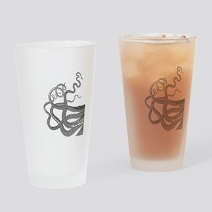 Kraken tentacles Drinking Glass